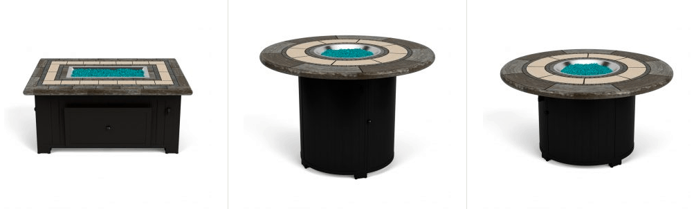 shadow firepit collection