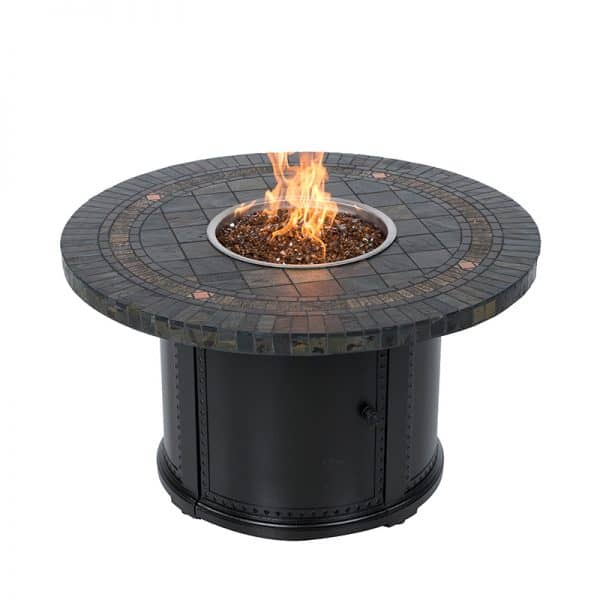 42″ Round Firepit | Fire Pits | Paddy O' Furniture