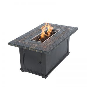 52″ X 32″ Rectangle Firepit | Fire Pits | Paddy O' Furniture
