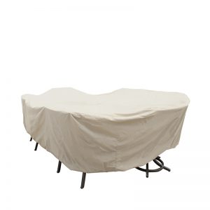 CP699 - XL OV TABLE & CHAIRS - NO HOLE