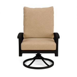 CORDOVA DINING SWIVEL ROCKER