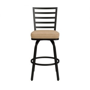 "Emerson 30"" Swivel Barstool 