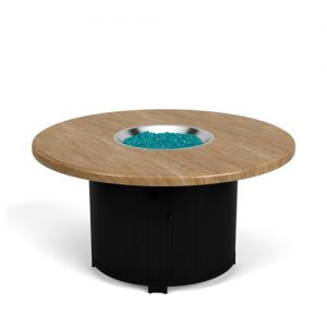 """54"""" ROUND DINING FIREPIT"""