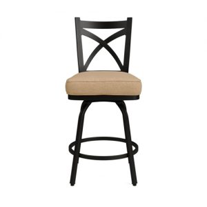 "Francis 26"" Swivel Balcony Stool 