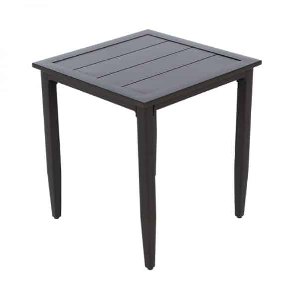 "HANNAH 20"" X 20"" SIDE TABLE"