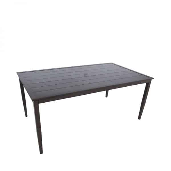 "HANNAH 68"" X 38"" DINING TABLE"