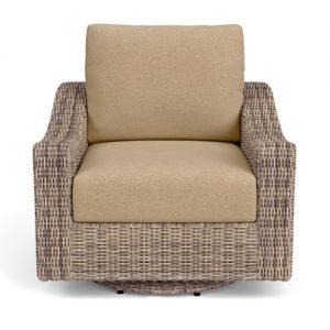 MILL VALLEY CLUB SWIVEL GLIDER