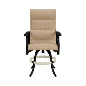 Newport Padded Sling Balcony Barstool | Newport Padded Sling Collection | Shop | Paddy O' Furniture