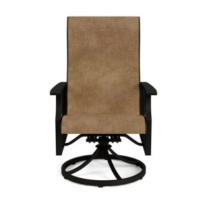 NEWPORT SLING SWIVEL DINING CHAIR