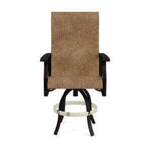 Newport Sling Swivel Balcony Barstool | Newport Sling Collection | Shop | Paddy O' Furniture
