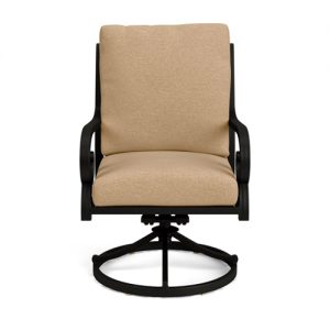 RANCHO DINING SWIVEL ROCKER