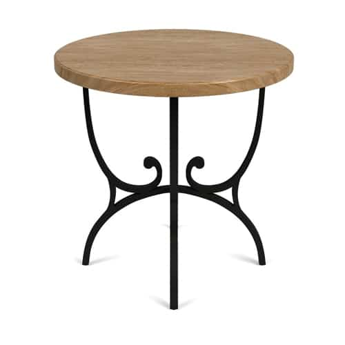 "36"" ROUND BALCONY TABLE"