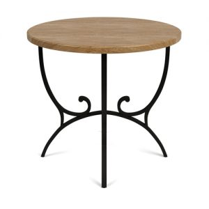 "48"" ROUND BALCONY TABLE"
