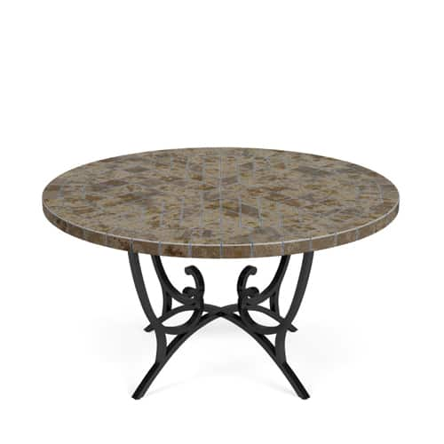 "48"" & 54"" ROUND DINING TABLE"