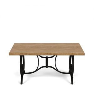 60 X 30 RECTANGLE DINING TABLE