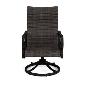 Rancho Woven Swivel Dining Chair | Rancho Woven Collection | Shop | Paddy O' Furniture