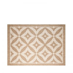 "7' 10"" X 10' Outdoor Rug (Charleston - Honey) 
