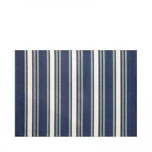 "5' 3"" X 7' 4"" Outdoor Rug (Hampton Bay - Blue) 
