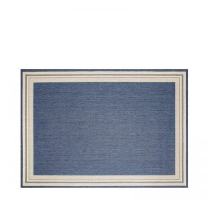 "7' 10"" X 10' Outdoor Rug (Garden Cottage - Blueberry) 