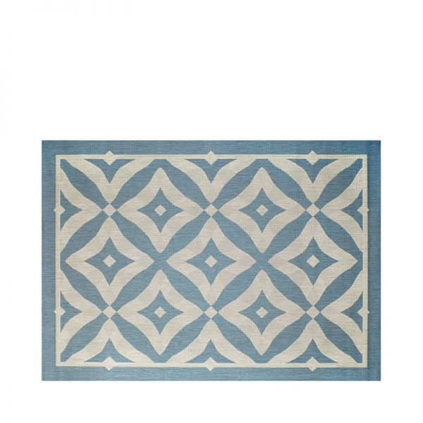 "5' 3"" X 7' 4"" Outdoor Rug (Charleston - Spa) 