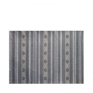 "5' 3"" X 7' 4"" Outdoor Rug (Silverton - Slate) 