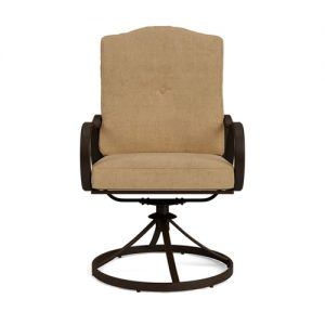 TOMALES SWIVEL DINING CHAIR