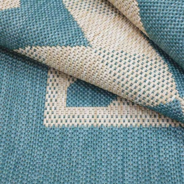 Closeup of Charleston - Spa Rug | Shop Patio Accessories & Rugs | Paddy O' Furniture