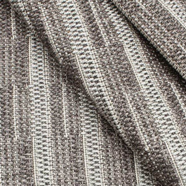Closeup of Ridge - Charcoal Rug | Shop Patio Accessories & Rugs | Paddy O' Furniture