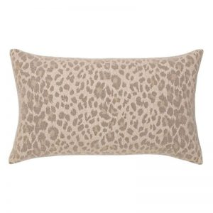 "12"" X 20"" Lumbar Pillow with Silken Skin Fabric"