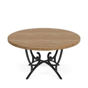 "54"" Round Dining Table 