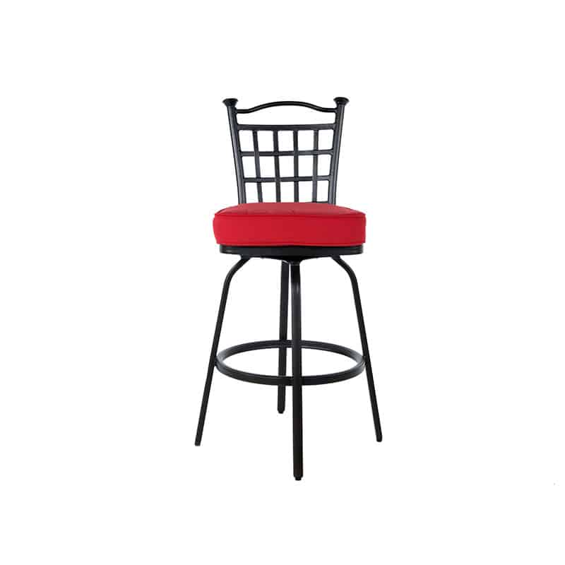 "26"" or 30"" Seat Height Barstool with Sunbrella Cushion 