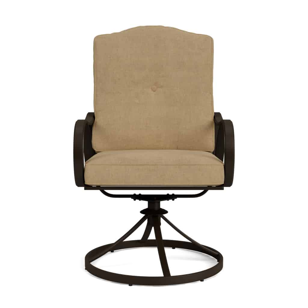 Tomales Swivel Dining Chair | Paddy O' Furniture