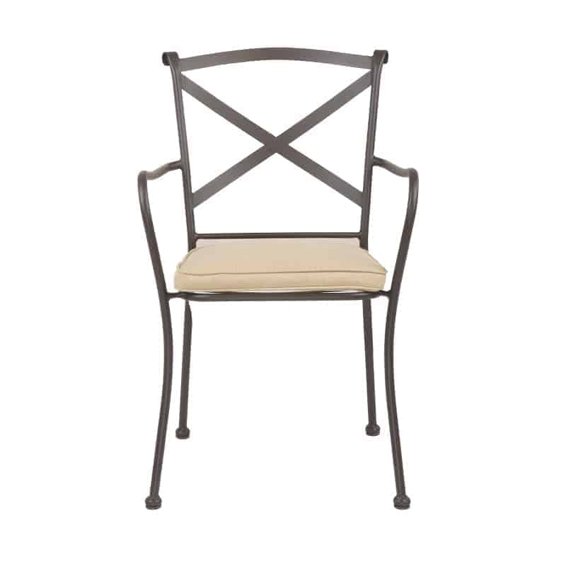 Café Chair With Sunbrella Cushion | Anniversary Sale | Paddy O' Furniture
