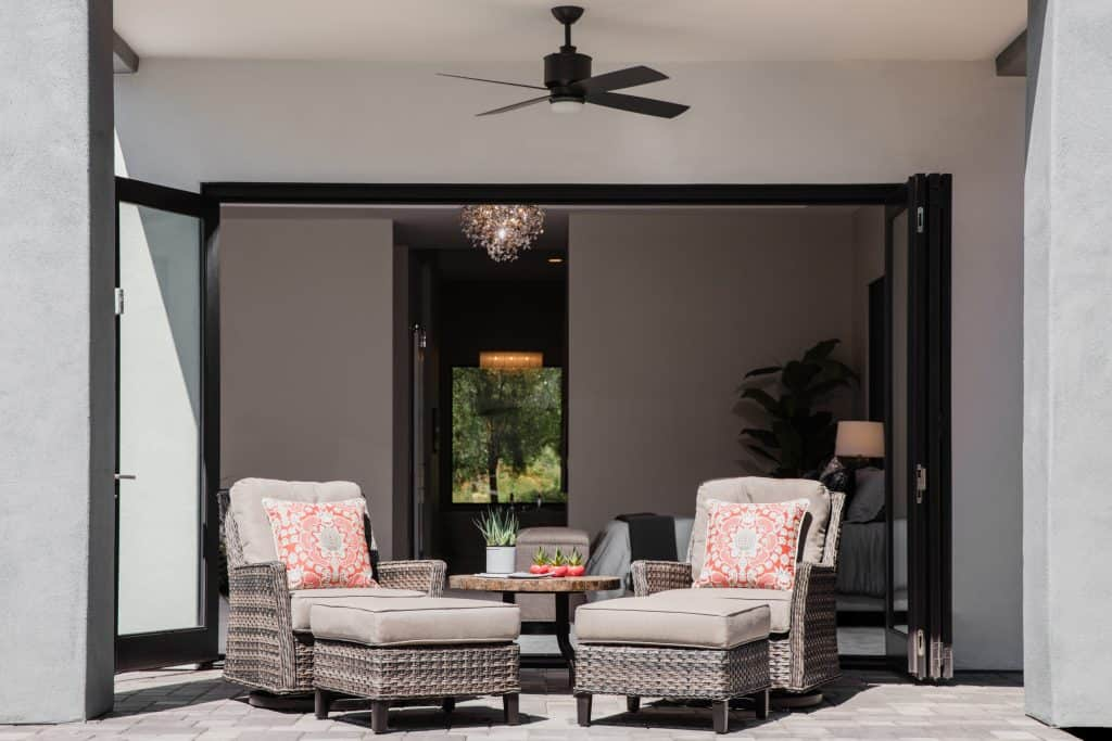 patio furniture ideas for small spaces | Paddy O' Furniture